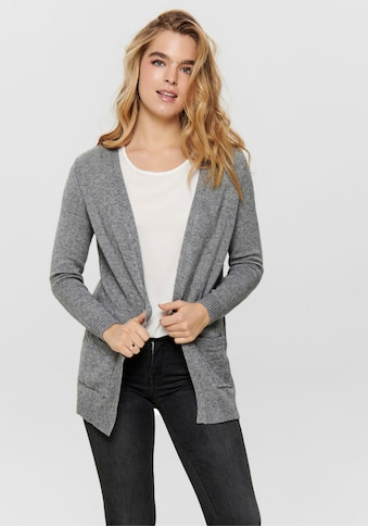 Only Strickjacke »ONLLESLY«, in melierter Optik kaufen