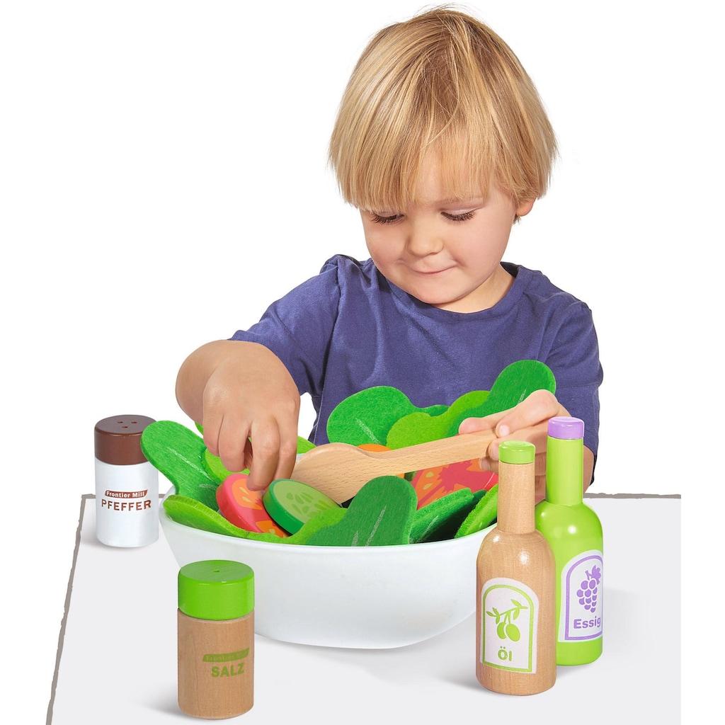 Eichhorn Spiellebensmittel »Salat, 28-tlg«