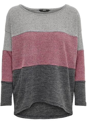 Only 3/4 Arm - Pullover »ONLALBA« kaufen