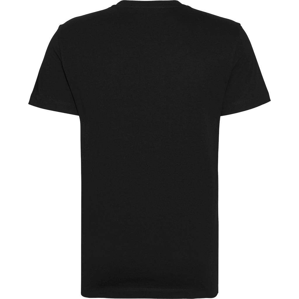 Calvin Klein Jeans T-Shirt »CHEST INSTITUTIONAL SLIM TEE«
