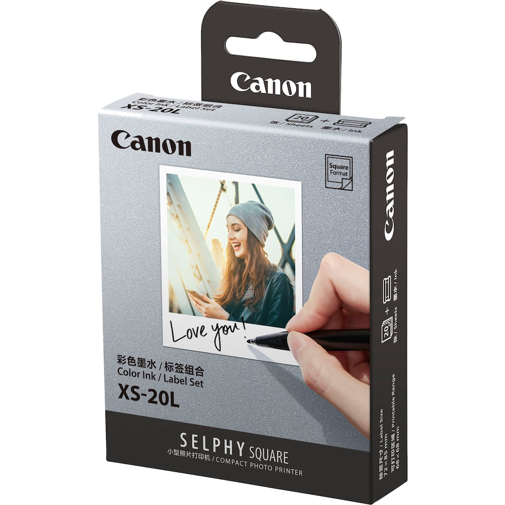 Canon Fotopapier »Druck-Set XS-20L«