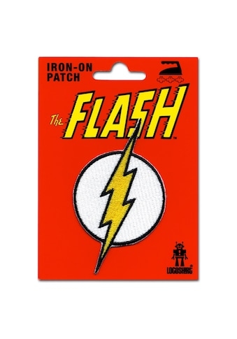 LOGOSHIRT Aufnäher mit Flash-Logo kaufen