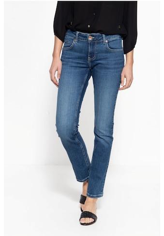 ATT Jeans 5-Pocket-Jeans »Stella«, mit legeren Waschungen kaufen