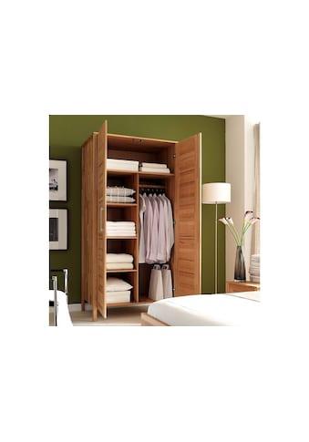Home affaire Inneneinteilung »Modesty«, aus schönem massivem Kernbuchenholz, für die... kaufen