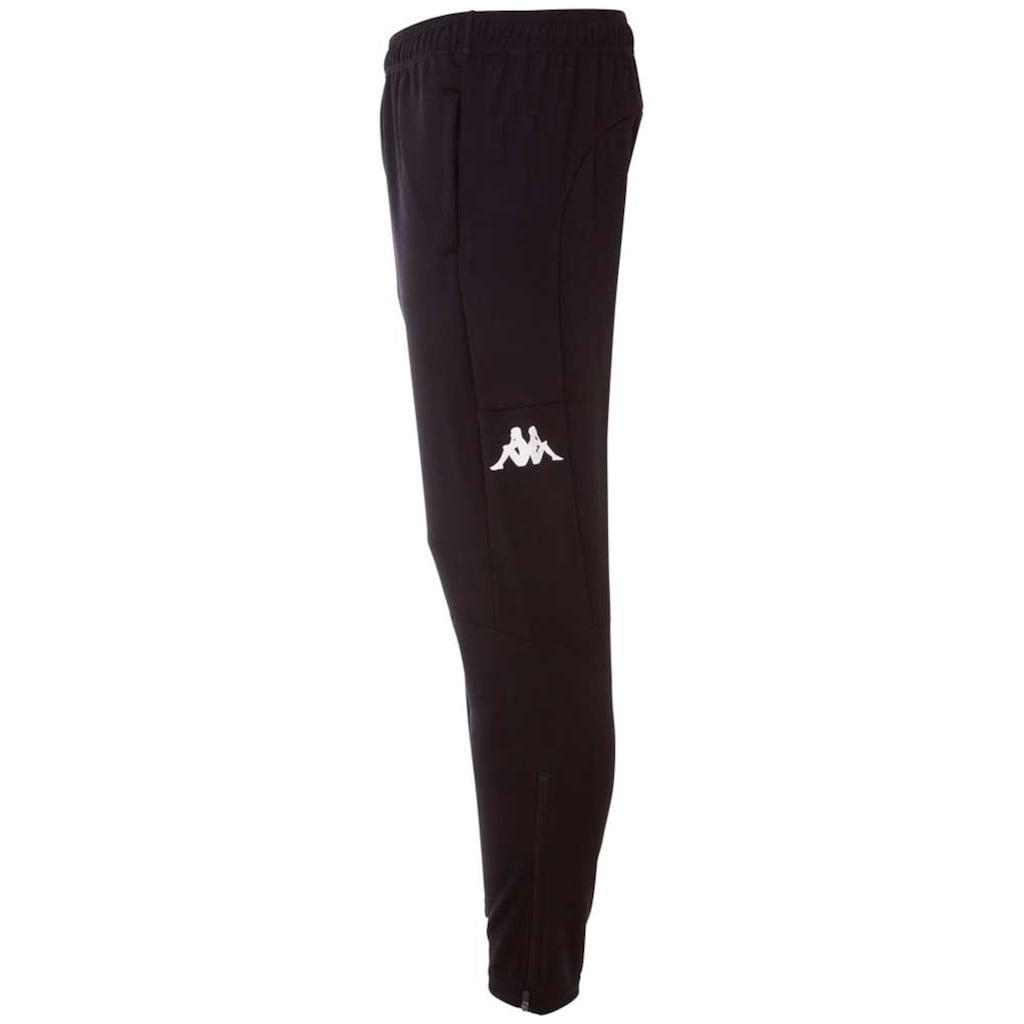 Kappa Trainingshose »MAINZ 05 TRAINING HOSE«, mit praktischen Rei&szlig;verschl&uuml;ssen am Beinabschluss<br />