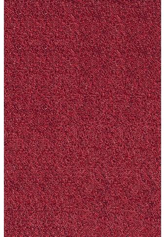 Andiamo Teppichboden »Levin rot«, rechteckig, 10 mm Höhe, Meterware, Breite 400 cm, uni, schallschluckend kaufen