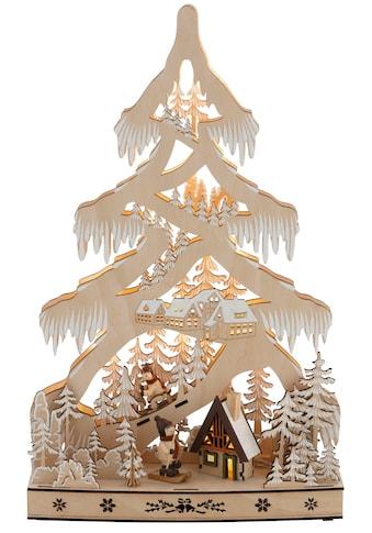 LED Baum»Schneelandschaft« kaufen
