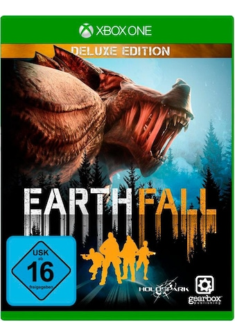 Earthfall Deluxe Edition Xbox One kaufen