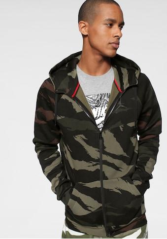 Jordan Kapuzensweatjacke »M J Jumpman Fleece Camo Fz Men's Camo« kaufen