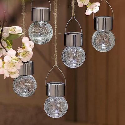 Lichterkette für Terrasse