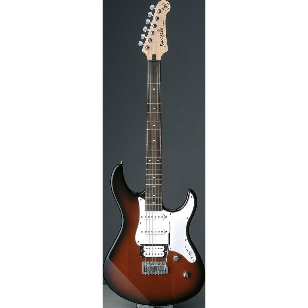 Yamaha E-Gitarre »PA112VOVSRL, Old Violin Sunburst«
