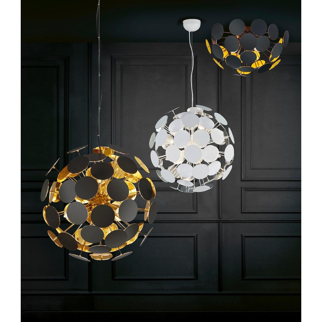 TRIO Leuchten Pendelleuchte »Discalgo«, E14, Hängeleuchte, Hängelampe, Leuchtmittel tauschbar