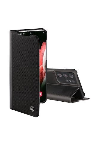 """Hama Smartphone-Hülle »Schutzhülle """"Slim Pro""""«, Samsung Galaxy S21 Ultra 5G, für... kaufen"""