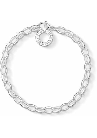 THOMAS SABO Charm - Armband »X0031 - 001 - 12 - L, 12 - M« kaufen