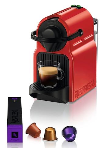 Nespresso Kapselmaschine »NESPRESSO Inissia XN1005«, Automatische Abschaltung, 19 bar kaufen