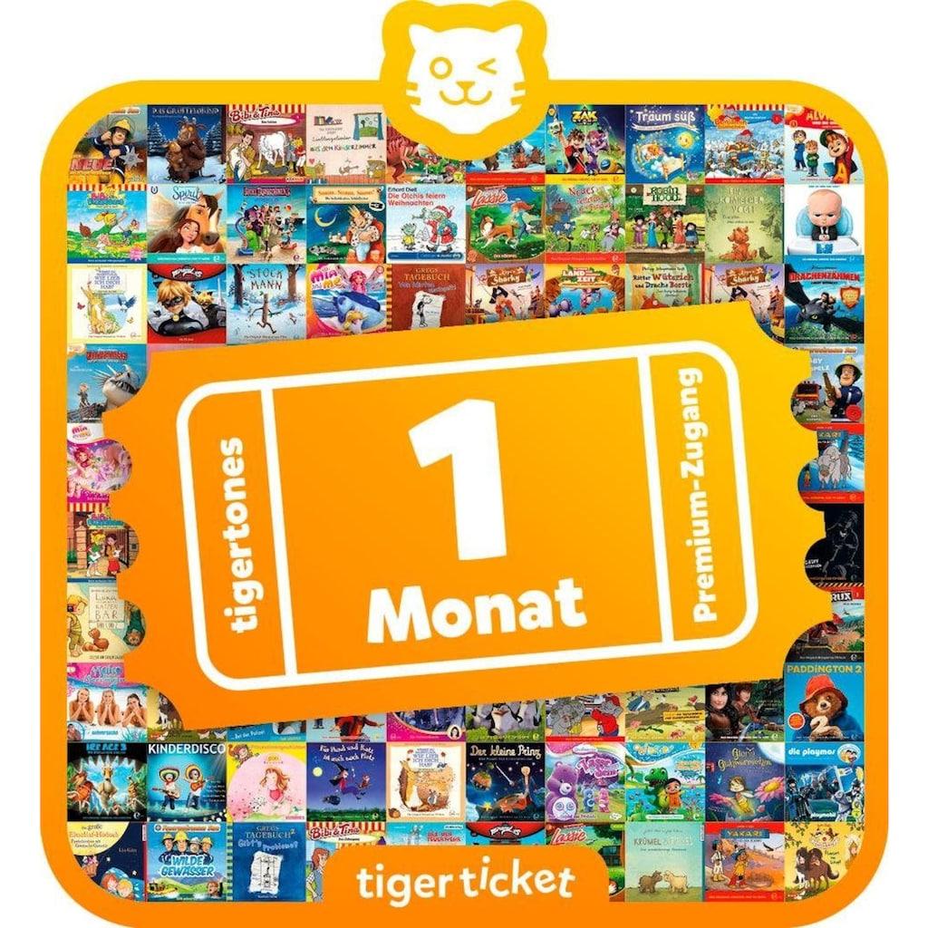 tigerbox Hörspiel »1 Monat tigertones Premium-Zugang«