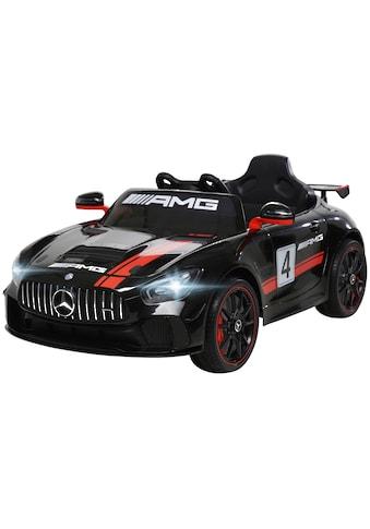 MIWEBA Elektro - Kinderauto »Mercedes AMG GT4 Sport Edition«, für Kinder ab 3 Jahre, 12 V kaufen