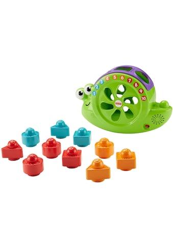 Fisher-Price® Lernspielzeug »Babys Musikschnecke« kaufen