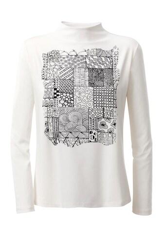 Inspirationen Shirt mit Druckmuster kaufen
