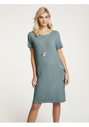 LINEA TESINI by Heine Shirtkleid, in oil-dyed Optik kaufen