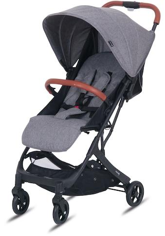 Knorrbaby Kinder-Buggy »B-Easy Fold, Grau«, 15 kg, faltbar kaufen