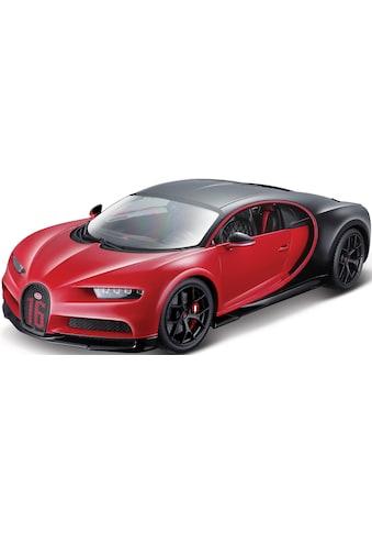 Bburago Sammlerauto »Bugatti Chiron Sport«, 1:18 kaufen