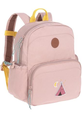 Lässig Kinderrucksack »Medium Backpack Adventure Tipi« kaufen