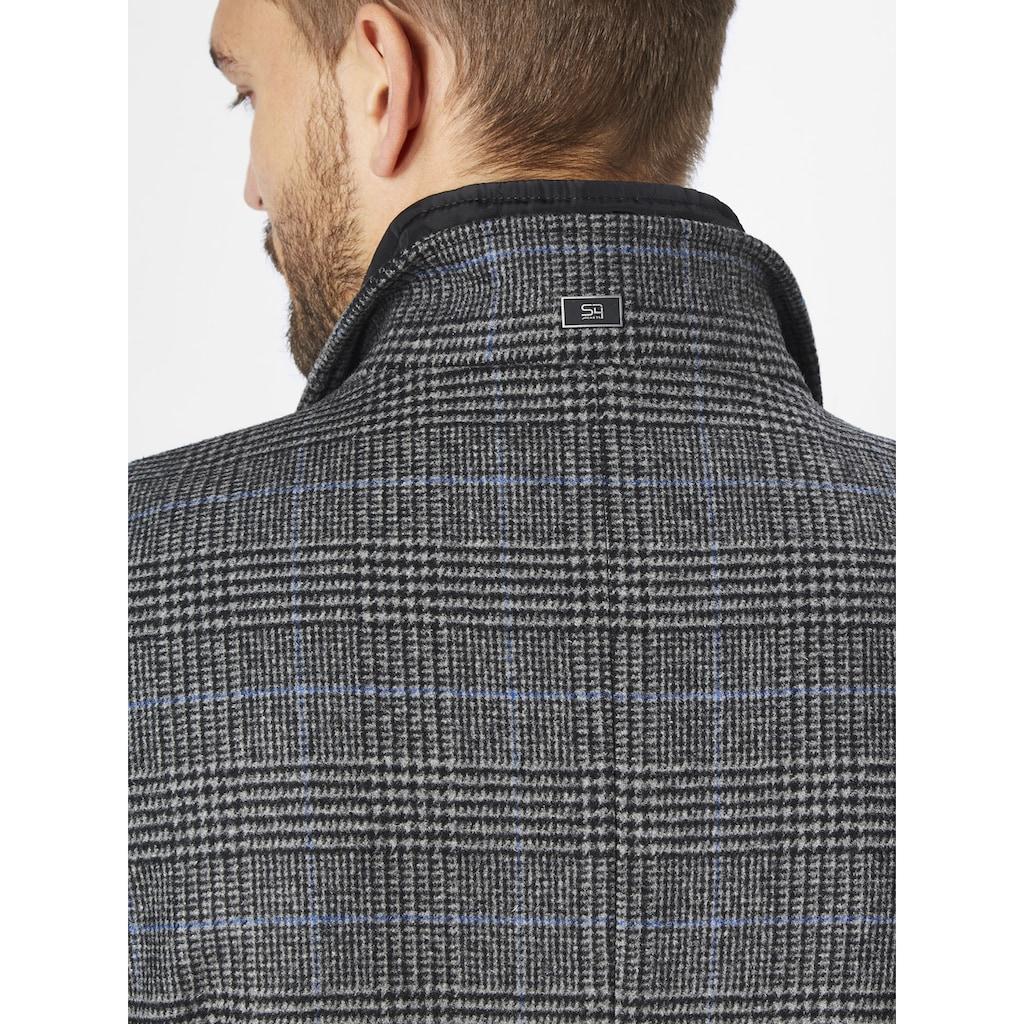S4 Jackets Wollmantel »Newton L«, slim Fit