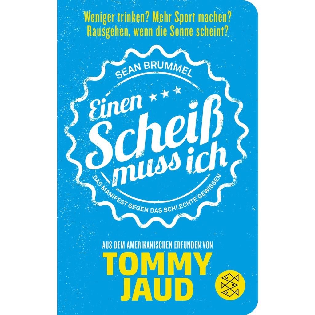 Buch »Sean Brummel: Einen Scheiß muss ich / Tommy Jaud«