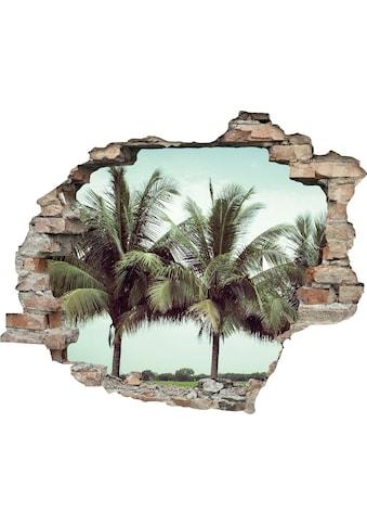queence Wandtattoo »Palmen« kaufen
