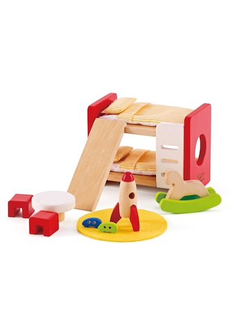Hape Puppenhausmöbel »Kinderzimmer«, (Set, 14 tlg.) kaufen