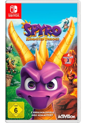 Spyro Reignited Trilogy Nintendo Switch kaufen