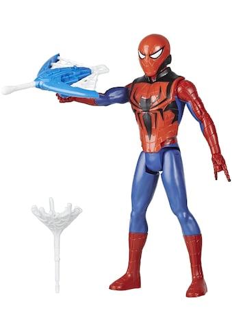 Hasbro Actionfigur »Titan Hero Serie Blast Gear Spider-Man«, mit Schussfunktion kaufen