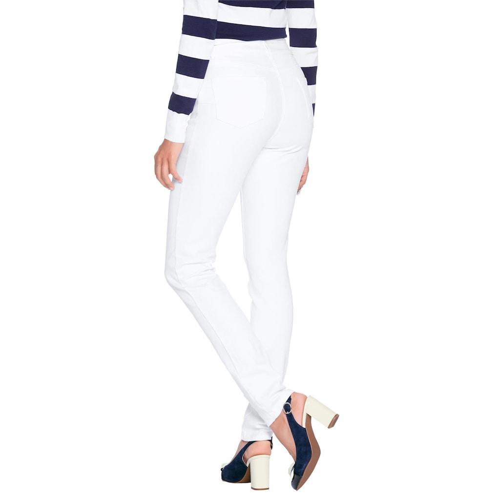 LINEA TESINI by Heine Push-up-Jeans