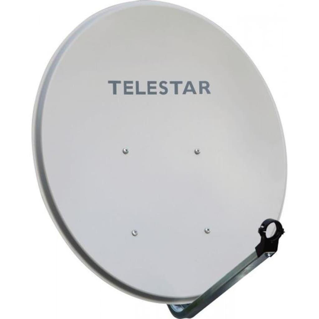 TELESTAR Sat-Spiegel »DIGIRAPID 80 S«, (80 cm Stahl)