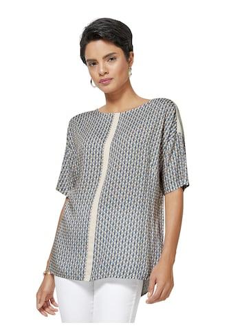 Creation L Bluse in seidig - matt glänzender Modal - Qualität kaufen