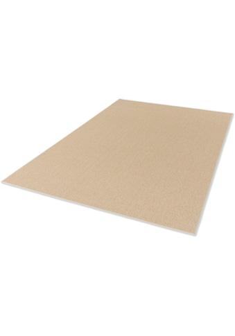 SCHÖNER WOHNEN-Kollektion Teppich »Yucca«, rechteckig, 5 mm Höhe, Flachgewebe, Wohnzimmer kaufen