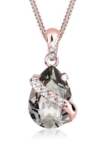 Elli Collierkettchen »Tropen Kristalle 925 Sterling Silber« kaufen