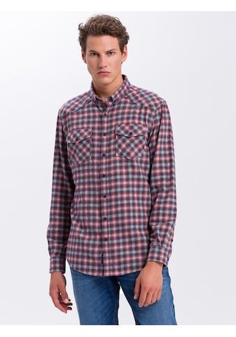 Cross Jeans® Flanellhemd »35304« kaufen