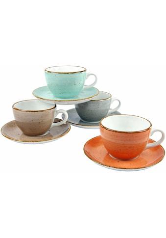 CreaTable Tasse »VINTAGE NATURE«, (Set, 8 tlg.) kaufen
