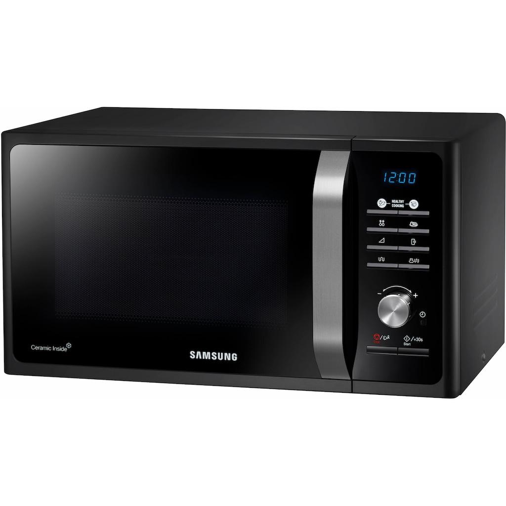Samsung Mikrowelle »MG23F301TCK/EG«, Grill, 800 W