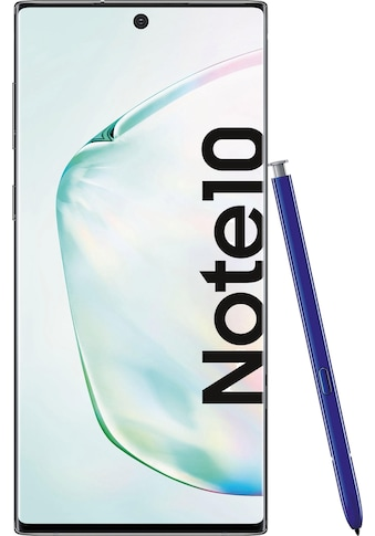 Samsung Galaxy Note10  -  256 Smartphone (15,94 cm / 6,3 Zoll, 256 GB, 12 MP Kamera) kaufen