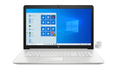HP 17 - by3252ng Notebook (43,9 cm / 17,3 Zoll, Intel,Core i5, 0 GB HDD, 512 GB SSD) kaufen