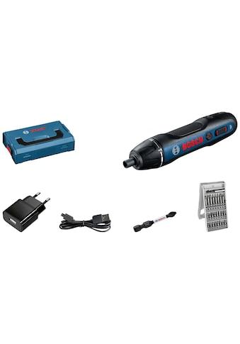Bosch Professional Akku-Schrauber »Bosch GO Professional«, maximale Wirkung kaufen