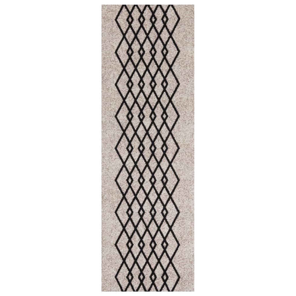 Zala Living Küchenläufer »Modern Waves«, rechteckig, 5 mm Höhe, In- und Outdoor geeignet, rutschhemmend