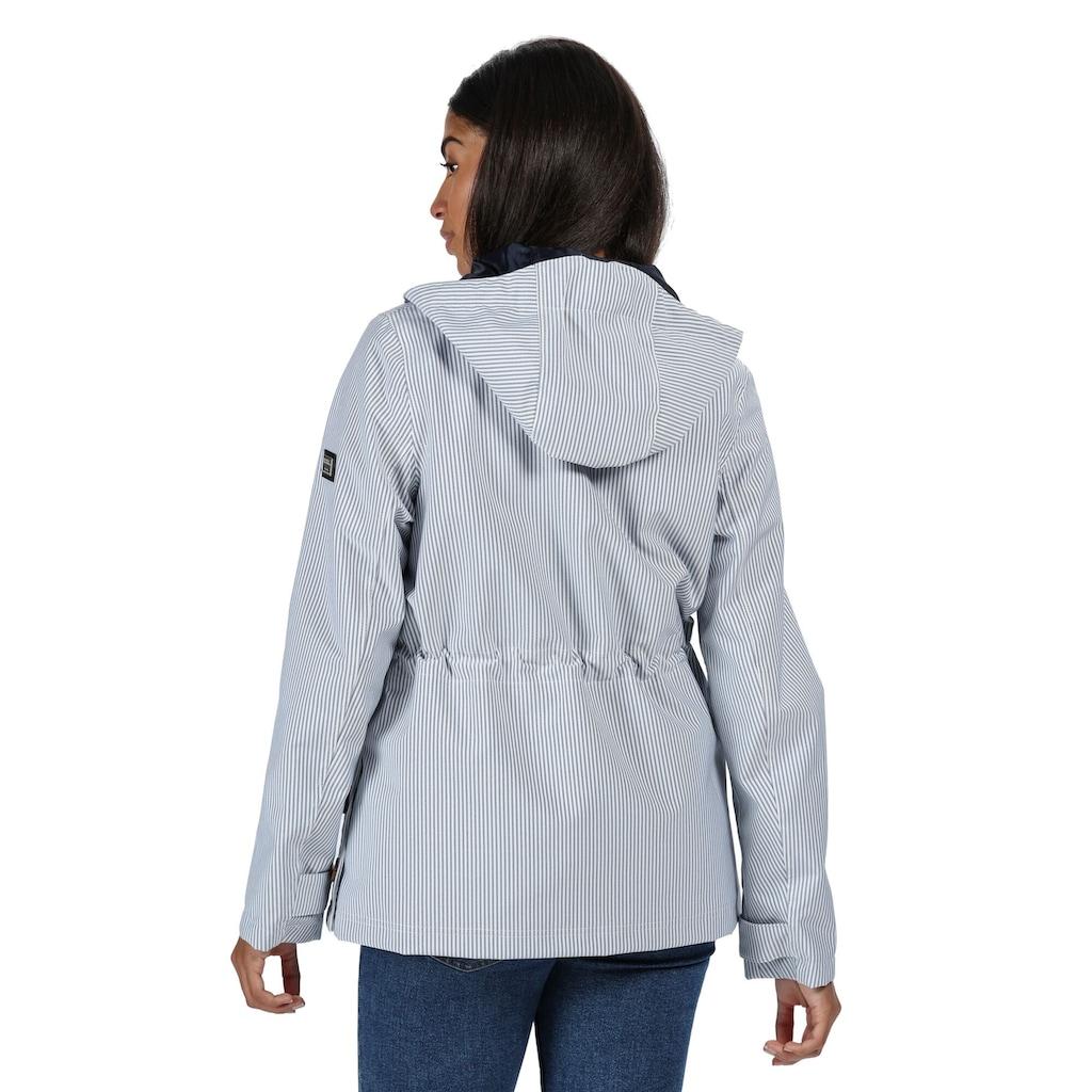 Regatta Outdoorjacke »Damen Ninette Wasserfeste Jacke«