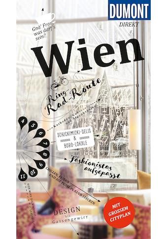 Buch »DuMont direkt Reiseführer Wien / Anita Ericson« kaufen