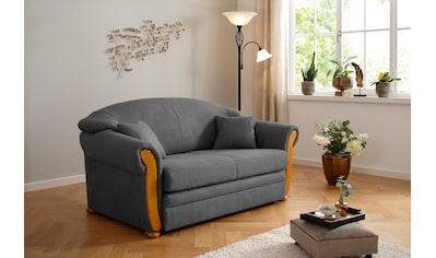 Home affaire Schlafsofa »Milano«, Hoher Sitzkomfort mit Schlaffunktion und Bettkasten,... kaufen