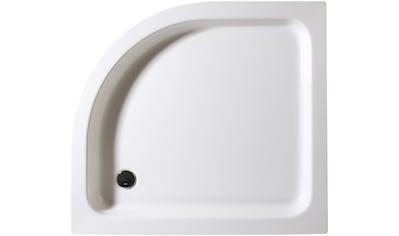 Schulte Duschwanne, flach, Version rechts, 90 x 80 cm kaufen