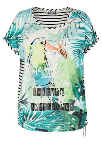 VIA APPIA DUE Print-Shirt kaufen